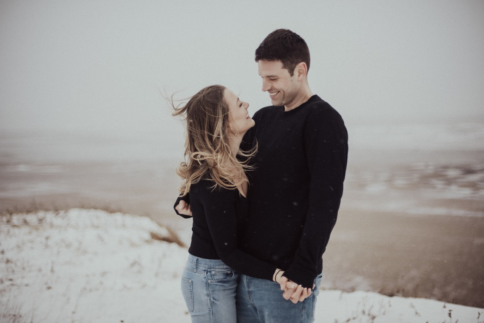 Moncton engagement photography