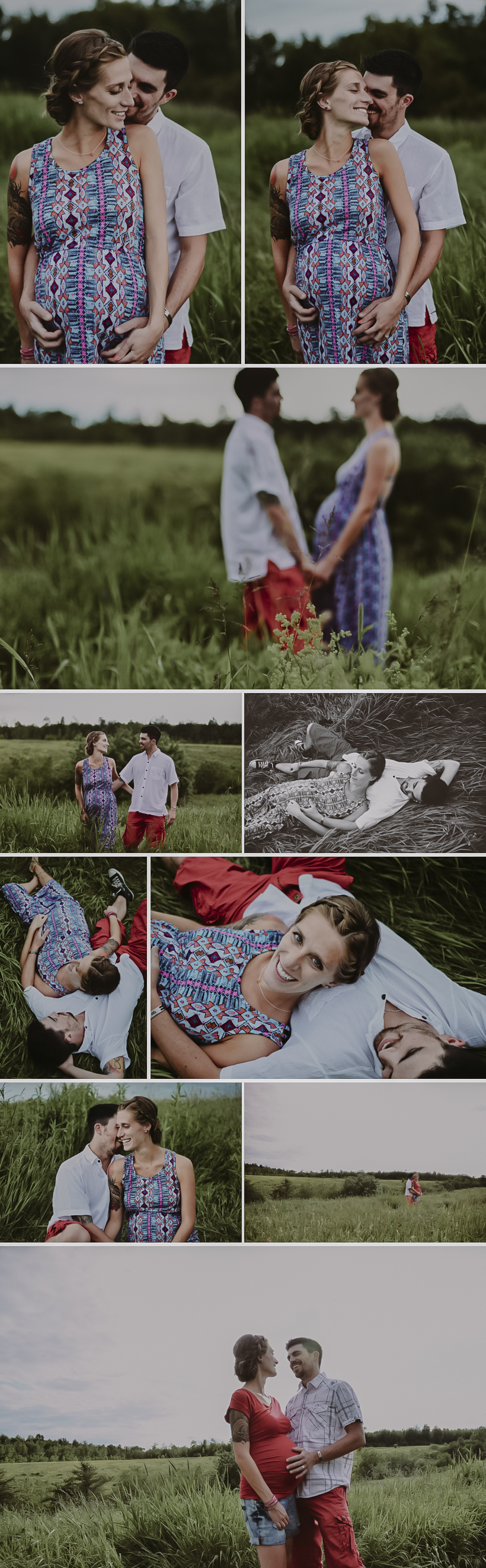moncton maternity photographer