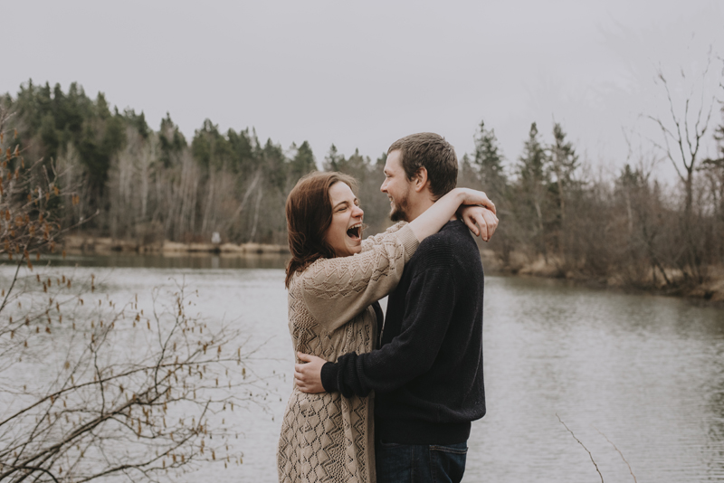 Moncton engagement photographer Jennifer Michelle