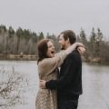 Moncton engagement photographer Jennifer Michelle
